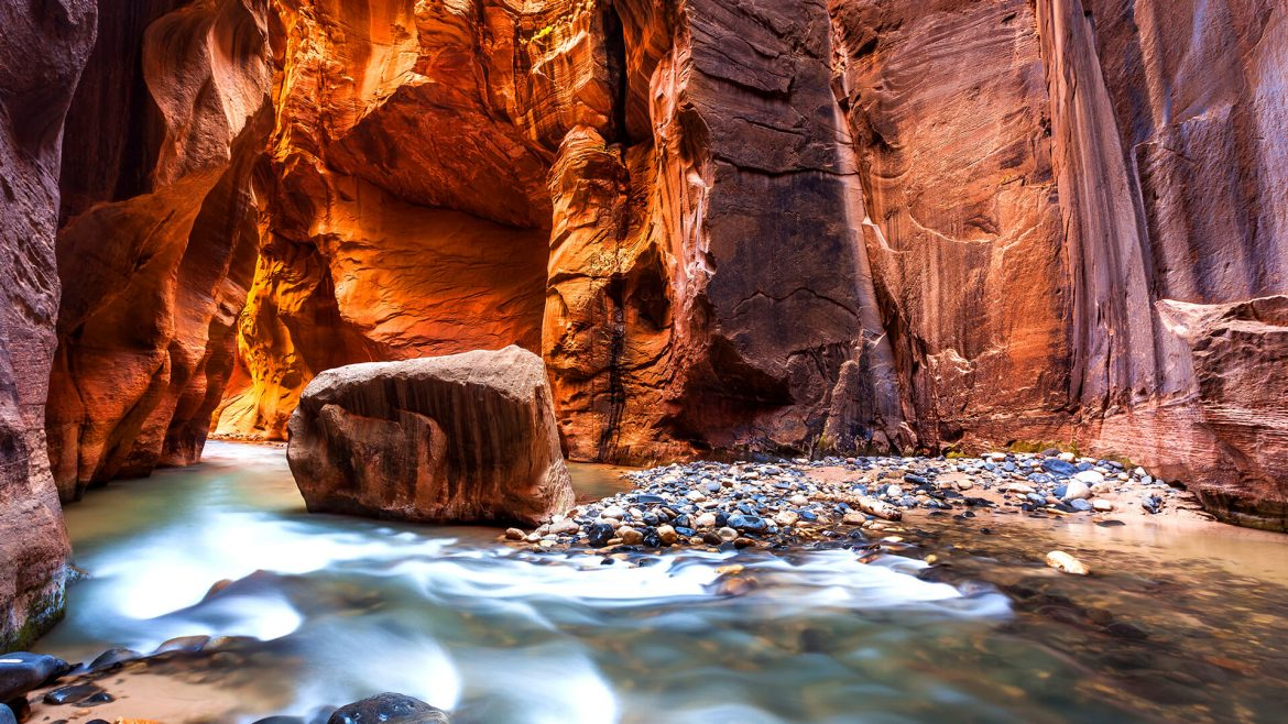The Narrows Day Hike